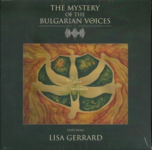 Picture of The Mystery of the Bulgarian Voices feat. Lisa Gerrard -  Pora Sotunda  Vinyl 7""