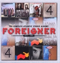Picture of Foreigner - The Complete Atlantic Studio Albums 1977 - 1991 [7 CD box set]