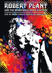 Picture of Robert Plant And The Sensational Space Shifters - Live At David Lynch´s Festival Of Disruption DVD