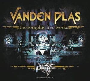 Picture of Vanden Plas - The Seraphic Live Works [CD + DVD]