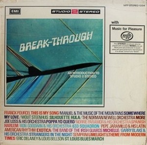 Picture of Various - Break Through - An Introduction To Studio Two Stereo [Vinyl Second Hand] LP