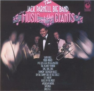 Picture of The Jack Parnell Big Band - Plays Music Of The Giants [Vinyl Second Hand] LP