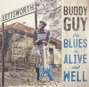 Картинка на Buddy Guy - The Blues Is Alive And Well [Vinyl] 2 LP