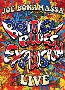 Picture of Joe Bonamassa - British Blues Explosion Live Blu-Ray