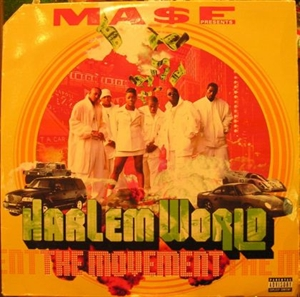 Picture of Mase Harlem World - The Movement  [Vinyl] 2 LP