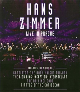 Picture of Hans Zimmer - Live In Prague [Blu-Ray]