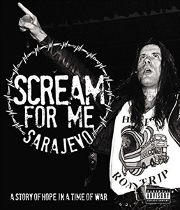 Picture of Bruce Dickinson - Scream For Me Sarajevo  [Blu-Ray]