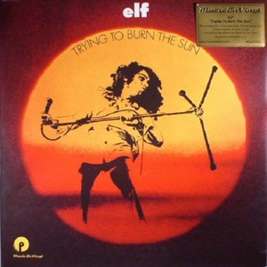 Picture of Elf (Ronnie James Dio) - Trying To Burn The Sun [Vinyl] LP