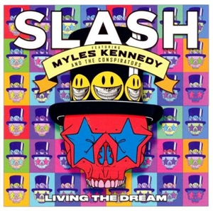 Picture of Slash feat. Myles Kennedy & The Conspirators - Living The Dream