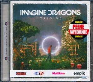 Картинка на Imagine Dragons - Origins LV CD