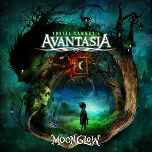 Картинка на Avantasia - Moonglow Digi Book CD