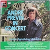 Картинка на Andre Previn; The London Symphony Orchestra - André Previn In Concert Vinyl Second Hand LP