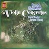 Картинка на Max Bruch; Alexander Glazunov; Erica Morini; Radio-Symphonie-Orchester Berlin; Ferenc Fricsay - Violin Concertos Vinyl Second Hand LP