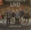 Картинка на The Piano Guys - Live! [CD + DVD]
