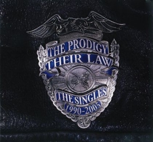Picture of The Prodigy - Their Law - The Singles 1990-2005 [Vinyl] 2 LP