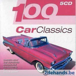 Картинка на Various Artists - 100 Car classics